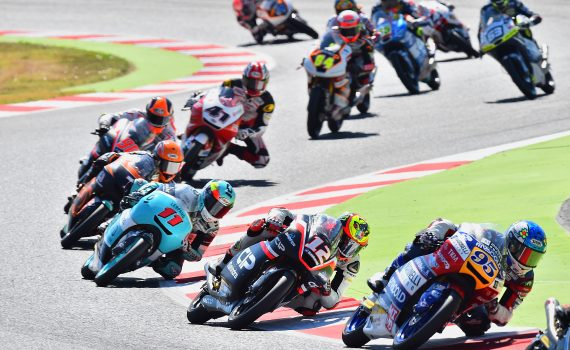 Marco BEZZECCHI (ITA) CIP Mahindra Moto3  GP Catalunya 2017 (Circuit Montmelo) 09-11.06.201 PSP / Mateusz Jagielski www.photoPSP.com