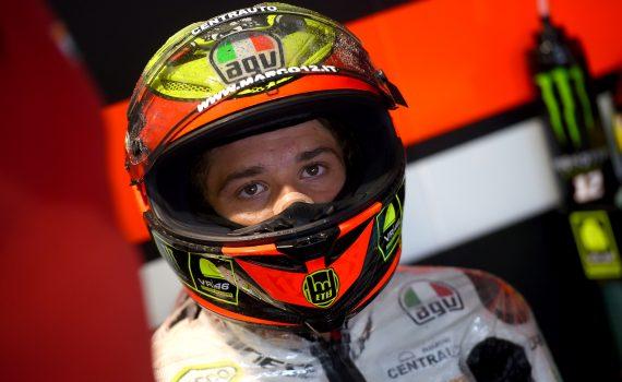 Marco BEZZECCHI (ITA) CIP Mahindra Moto3  GP Czech Republic 2017 (Circuit Brno) 04-06.08.2017 PSP / Mateusz Jagielski www.photoPSP.com